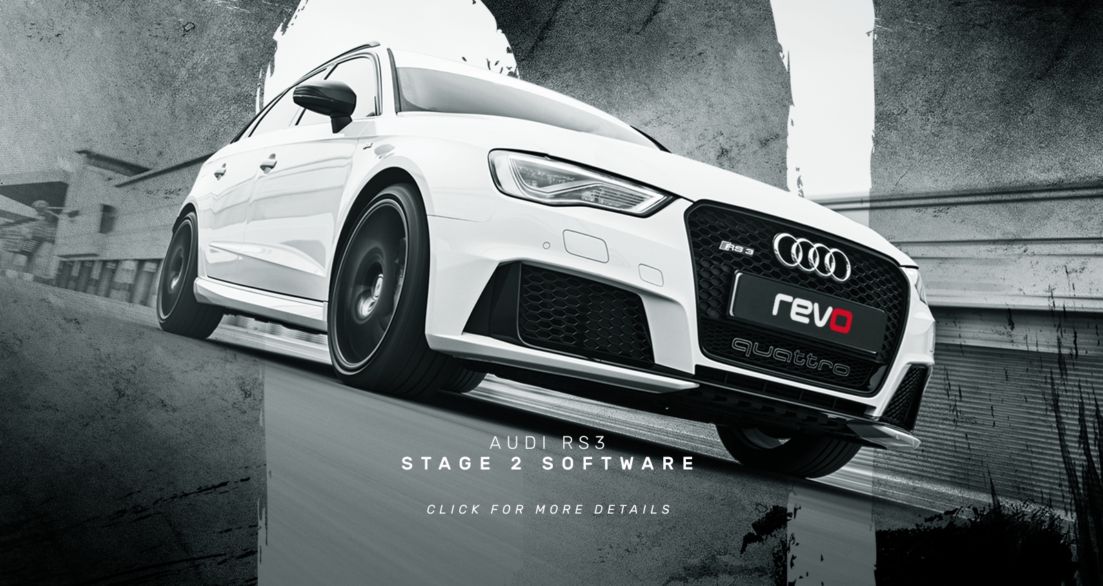 AUDI RS3 STAGE2 SOFTWARE